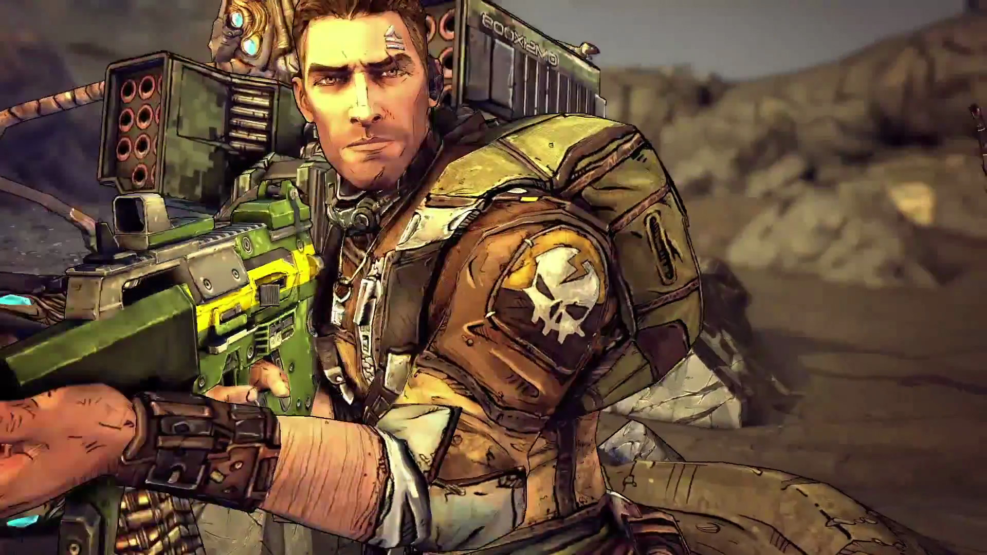 borderlands 2 wallpaper axton - photo #18